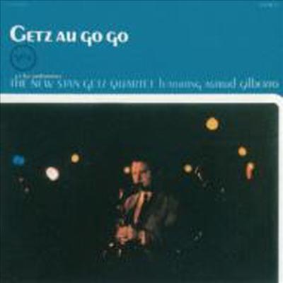 Stan Getz & Astrud Gilberto - Getz Au Go Go (SHM-CD)(일본반)