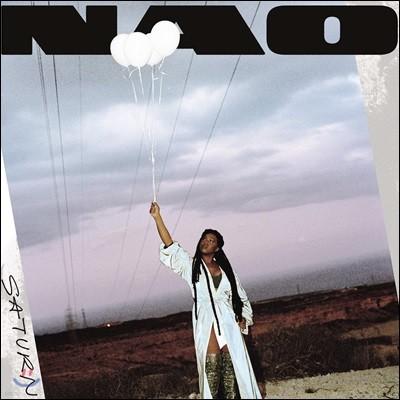 Nao (나오) - Saturn [LP]