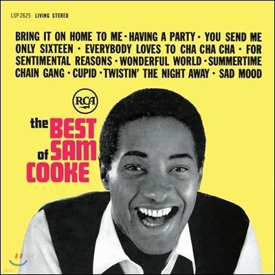 Sam Cooke (샘 쿡) - The Best of Sam Cooke [LP]