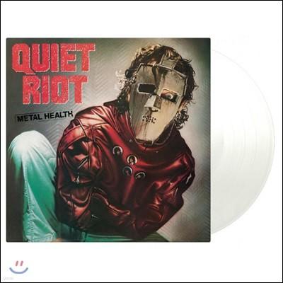 Quiet Riot (콰이어트 라이엇) - Metal Health [투명 컬러 LP]