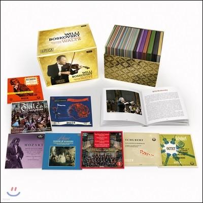 빌리 보스코프스키 데카 레이블 녹음 전집 (Willi Boskovsky - Complete DECCA Recordings)
