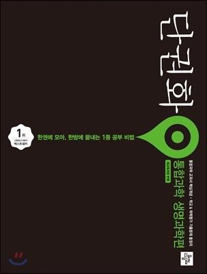 단권화 통합과학 생명과학편 (2020년용)