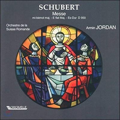 Armin Jordan 슈베르트: 미사 D.950 (Schubert: Mass No. 6 in E-Flat Major, D. 950)