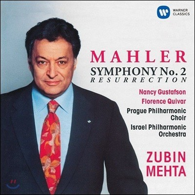 Zubin Mehta 말러: 교향곡 2번 '부활' (Mahler: Symphony No. 2 'Resurrection')
