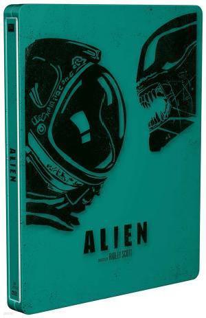 [블루레이] 에이리언 - 스틸북 한정판 (Blu-ray : Alien) (한글자막)