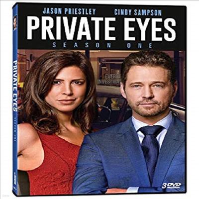 Private Eyes: Season One (프라이벗 아이즈 시즌 1)(지역코드1)(한글무자막)(DVD)