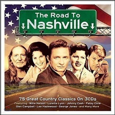 컨트리 음악 모음집 (The Road To Nashville)