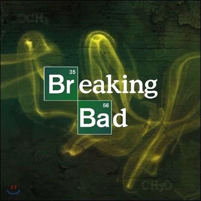 브레이킹 배드 드라마음악 (Breaking Bad OST by Dave Porter) [컬러 5LP]