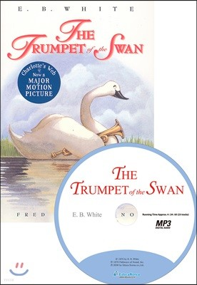 The Trumpet of the Swan (Paperback + CD1)