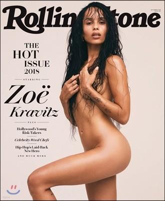 Rolling Stone (월간) : 2018년 11월 15일
