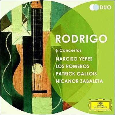 Narciso Yepes 로드리고: 기타 협주곡 - 아랑훼즈 협주곡 등 (Rodrigo: 6 Concertos)