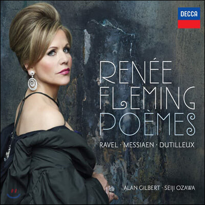 Renee Fleming 포엠 - 프랑스 가곡집 (Poemes - Sensual French Masterpieces)