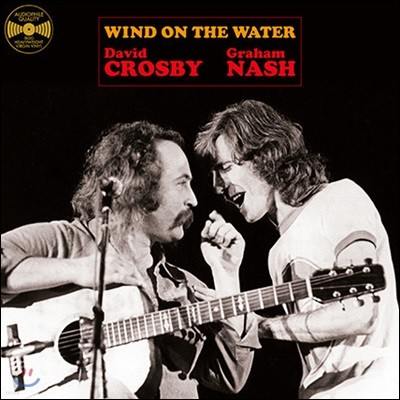 David Crosby & Graham Nash - Wind On The Water [LP]