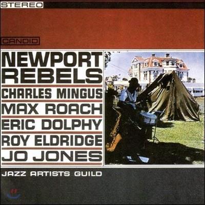 Charles Mingus & Max Roach & Eric Dolphy - Newport Rebels [LP]