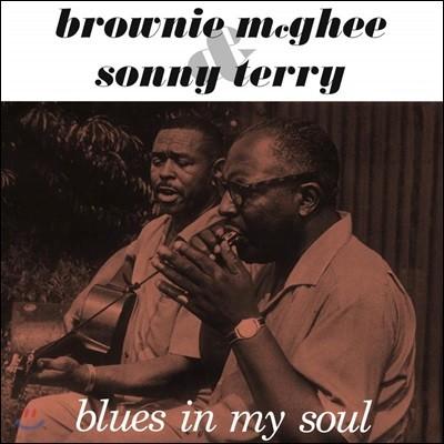 Brownie Mcghee & Sonny Terry - Blues In My Soul [LP]