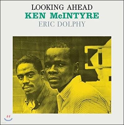 Ken Mcintyre / Eric Dolphy (켄 맥킨타이어 & 에릭 돌피)- Looking Ahead [LP]