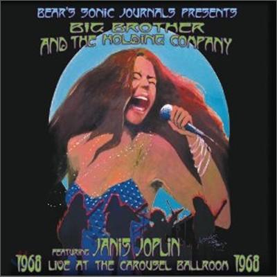 Big Brother & The Holding Company / Janis Joplin - Live At The Carousel Ballroom 1968 (빅 브라더 앤 더 홀딩 컴퍼니 & 재니스 조플린 - 1968년 카루셀 볼룸 라이브) [2 LP]