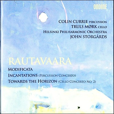Truls Mork 라우타바라 : 첼로 협주곡 2번, 타악기협주곡, 모디피카타 (Rautavaara: Modificata, Towards the Horizon, Incantations)