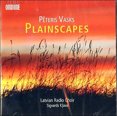 Latvian Radio Choir 바스크스: 합창 음악 (Peteris Vasks: Plainscapes)