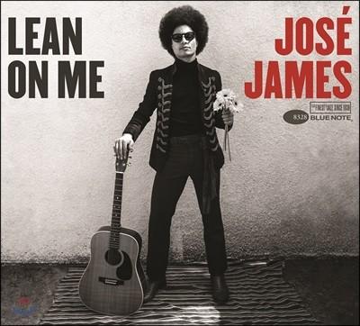 Jose James (호세 제임스) - Lean on Me [빌 위더스 탄생 80주년 헌정 앨범]