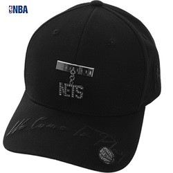[NBA]BKN NETS 핫픽스귀걸이장식 HARD CURVED CAP (N185AP412P)