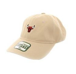 [NBA]CHI BULLS LOGO SOFT SHAPE-CURVED FIT CAP(N162AP351P)