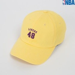 [NBA]LAL LAKERS 숫자 HARD CURVED CAP(N162AP336P)