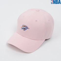 [NBA]OKC CITY THUNDER CURVED CAP(N162AP025P)