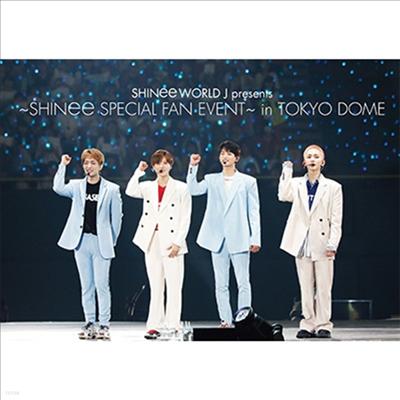 샤이니 (SHINee) - Shinee World J Presents ~Shinee Special Fan Event~ In Tokyo Dome (지역코드2)(DVD+Photobooklet)