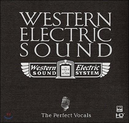 고음질 재즈, 팝 보컬 음악 모음집 (Western Electric Sound : The Perfect Vocals)