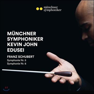 Kevin John Edusei 슈베르트: 교향곡 5번, 6번 (Schubert: Symphonies Nos. 5 & 6)