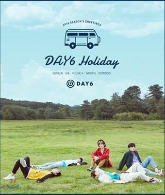데이식스 (DAY6) 2019 시즌 그리팅
