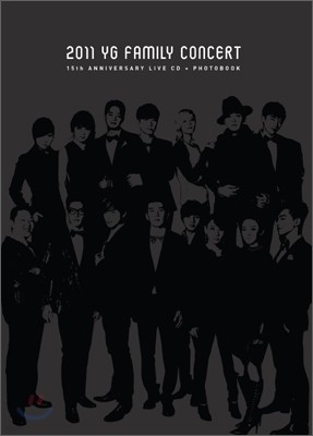 YG Family - 15th Anniversary 2011 YG Family Concert Live