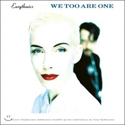 Eurythmics (유리스믹스) - We Too Are One [LP]