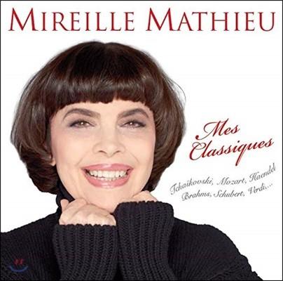 Mireille Mathieu (미레유 마티외) - Mes Classiques [2LP]