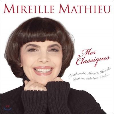 Mireille Mathieu (미레유 마티외) - Mes Classiques