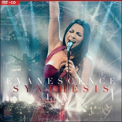 Evanescence - Synthesis Live 에반에센스 2017년 미국 라이브 [CD+DVD]