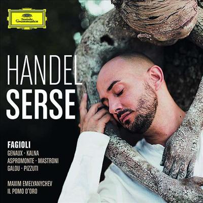 헨델: 오페라 '세르세' (Handel: Opera 'Serse') (3CD) - Maxim Emelyanychev