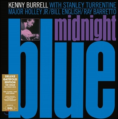 Kenny Burrell (케니 버렐) - Midnight Blue [LP]