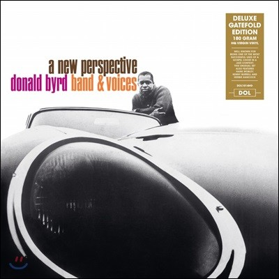 Donald Byrd (도날드 버드) - A New Perspective [LP]