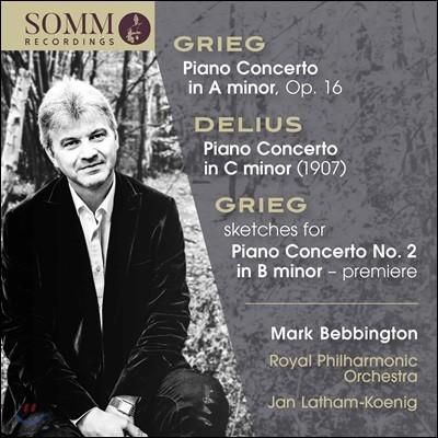 Mark Bebbington 그리그 / 딜리어스: 피아노 협주곡 (Grieg / Delius: Piano Concertos)
