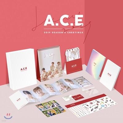 에이스 (A.C.E) 2019 시즌 그리팅