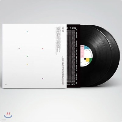 The 1975 - A Brief Inquiry Into Online Relationships 3집 [2LP]