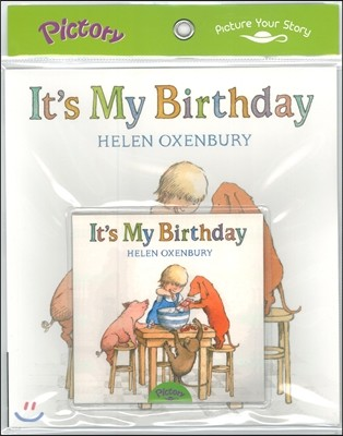 Pictory Set Step 1-28 : It's My Birthday (Paperback Set)