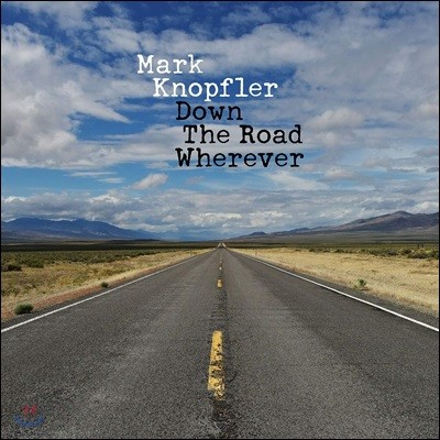 Mark Knopfler (마크 노플러) - Down The Road Wherever [Deluxe Limited Edition] [CD+3LP Boxset]
