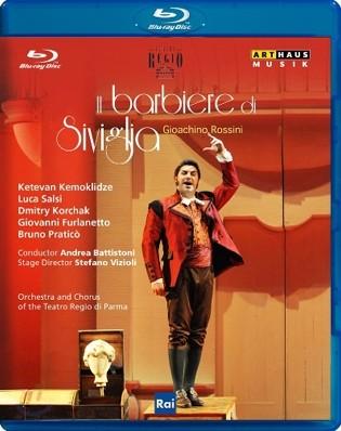 Andrea Battistoni 로시니: 세비야의 이발사 (Rossini: Il barbiere di Siviglia)