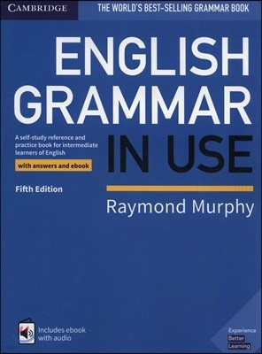 English Grammar in Use Book with Answers and eBook, 5/E