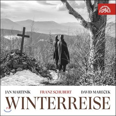 Jan Martinik / David Marecek 슈베르트: 겨울 나그네 (Schubert: Winterreise D911)