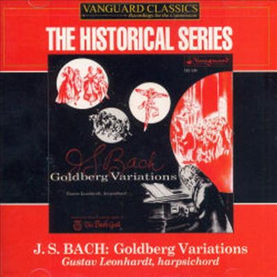 바흐 : 골드베르크 변주곡 (Bach : Goldberg Variations BWV988) - Gustav Leonhardt