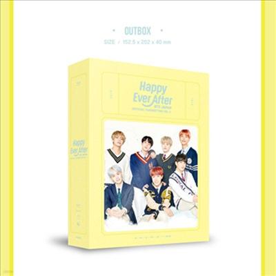 방탄소년단 (BTS) - Japan Official Fanmeeting Vol.4 : Happy Ever After (3Blu-ray) (초회생산한정반)(Blu-ray)(2018)